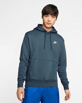 Nike Sportswear Club Fleece hoodie Heren Grijs