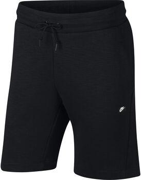 Nike Sportswear Optic Fleece short Heren Zwart