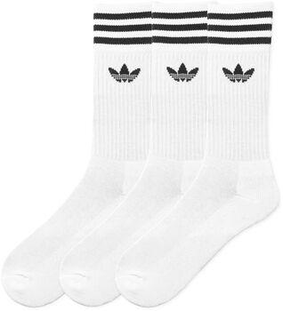 adidas Solid Crew sokken Heren Wit