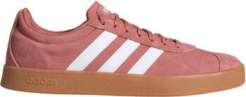 adidas VL Court 2.0 Schoenen Dames Rood
