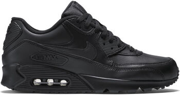 Nike Air Max 90 Leather sneakers Heren Zwart