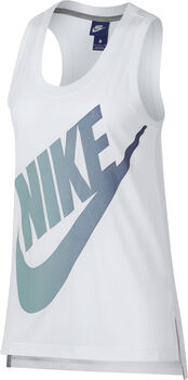 Nike Sportswear top Dames Wit