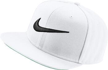 Nike Swoosh Pro cap Wit