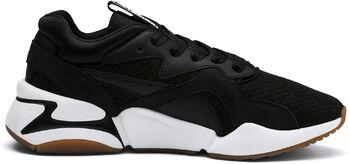 Puma Nova 90 Block sneakers Dames Zwart