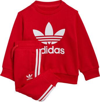 adidas sweatshirt kids set Jongens Rood