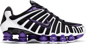 Nike Shox TI sneakers Heren Zwart