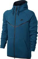 Nike NSW Tech Fleece hoodie Heren Blauw