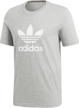adidas Trefoil t-shirt Heren Grijs