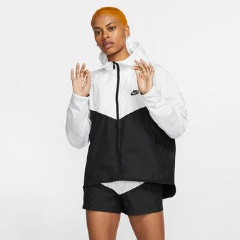 Nike Sportswear Windrunner jack Dames Wit