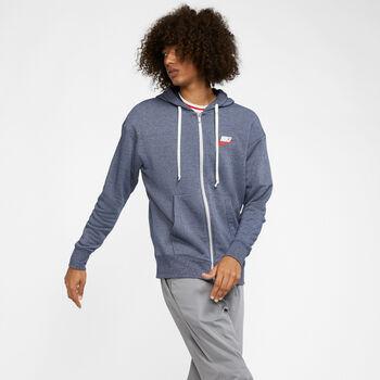 Nike Hoodie voor heren Blauw