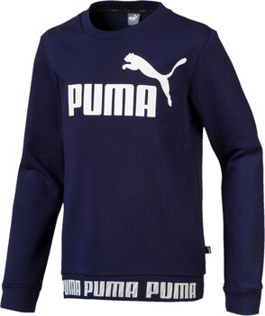 Puma Amplified Crew sweater Roze