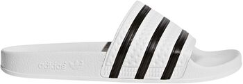 ADIDAS Adilette slippers Heren Wit