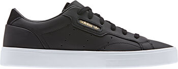 adidas Sleek sneakers Dames Zwart