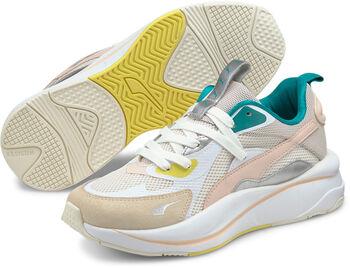Puma RS-Curve OQ sneakers Dames Bruin