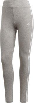 adidas 3-Stripes legging Dames Grijs
