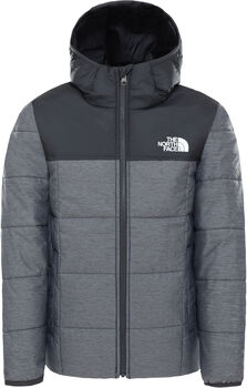 The North Face Reverse Perrito kids jas Jongens Grijs