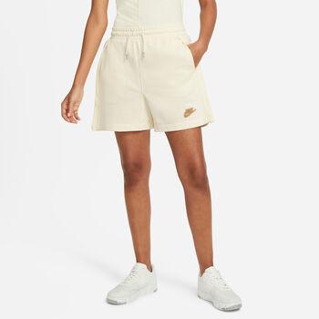 Nike Sportswear Earth Day short Dames Geel