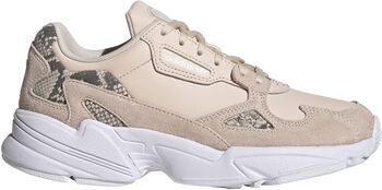 ADIDAS Falcon sneakers Dames Bruin