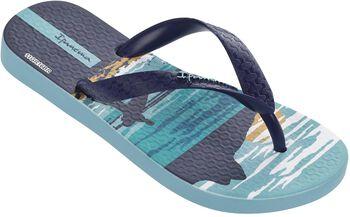 Ipanema Classic jr slippers Jongens Blauw