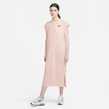 Nike Sportswear jurk Dames Oranje