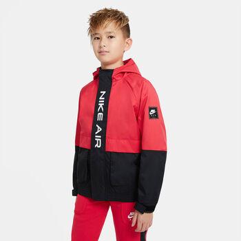 Nike Air Woven kids jack Jongens Rood