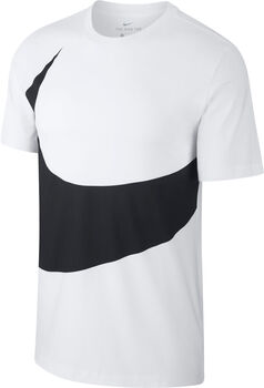 Nike Sportswear Swoosh shirt Heren Off white