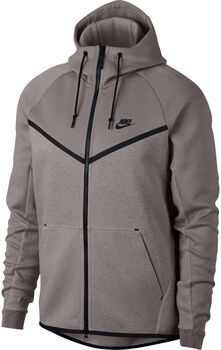 Nike Tech Fleece Windrunner Heren Rood