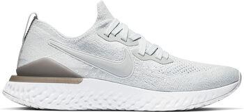 Nike Epic React Flyknit 2 hardloopschoenen Heren Grijs