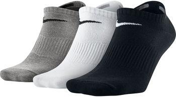 Nike Lightweight No Show sokken (3-pak) Heren Multicolor