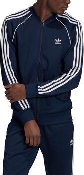 adidas Adicolor Classics Primeblue SST Trainingsjack Heren Blauw