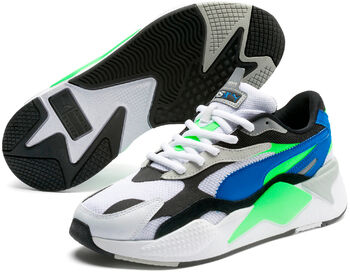 Puma RS-X3 Puzzle sneakers Heren Wit