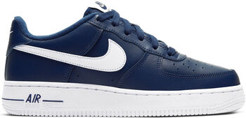Nike Air Force 1 kids sneakers Jongens Blauw