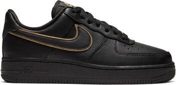 Nike Air Force 1 '07 sneakers Dames Zwart