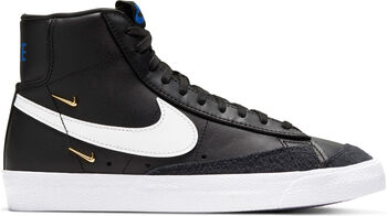 Nike Blazer Mid '77 SE sneakers Dames Zwart