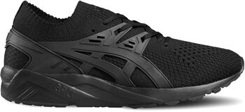 Asics GEL Kayano Trainer Knit Heren Zwart