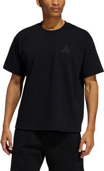 adidas Pharrell Williams Basics t-shirt Heren Zwart