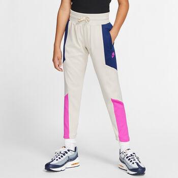 Nike Sportswear Heritage kids broek Wit