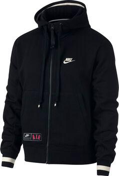 Nike Sportswear Air hoodie Heren Zwart