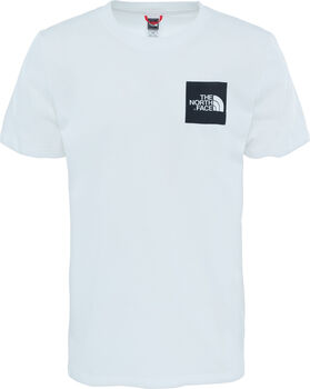 The North Face Fine t-shirt Heren Wit