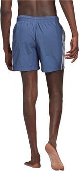 adidas Adicolor Classics 3-Stripes Zwemshort Heren Blauw