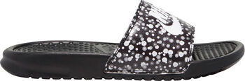 Nike Benassi Just Do It Print slippers Dames