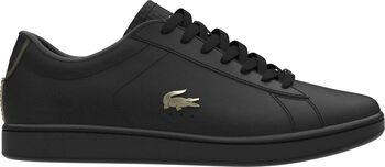 Lacoste Carnaby Evo sneakers Heren Zwart