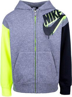 Tag Full Zip kids hoodie