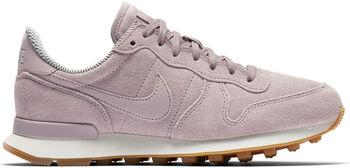 Nike Internationalist SE Dames Rood