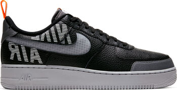 Nike Air Force 1 '07 Lv8 2 sneakers Heren Zwart