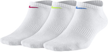Nike Everyday Lightweight No-Show Training sokken (3 paar) Dames Multicolor