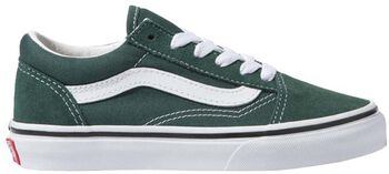 Vans Old Skool kids sneakers Jongens Groen