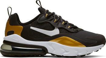 Nike Air Max 270 React sneakers Jongens Zwart