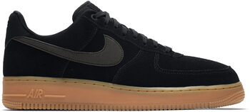 Nike Air Force 1 '07 LV8 Suede Heren Zwart