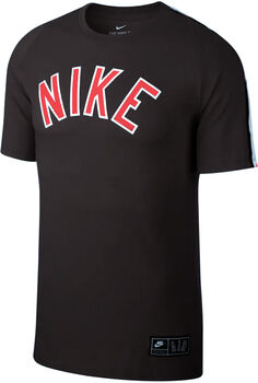 Nike Air shirt Heren Zwart